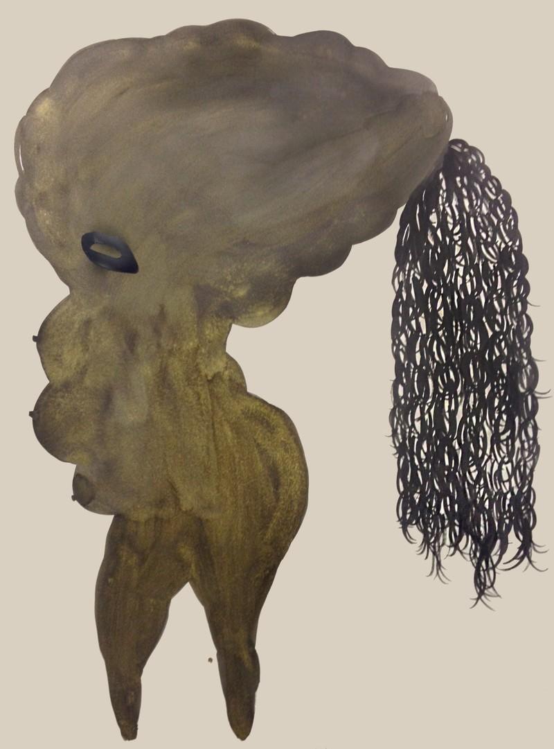 Artwork – Banana Dancer, 2014