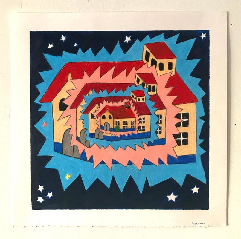 Artwork – Starcleaner House, 2020