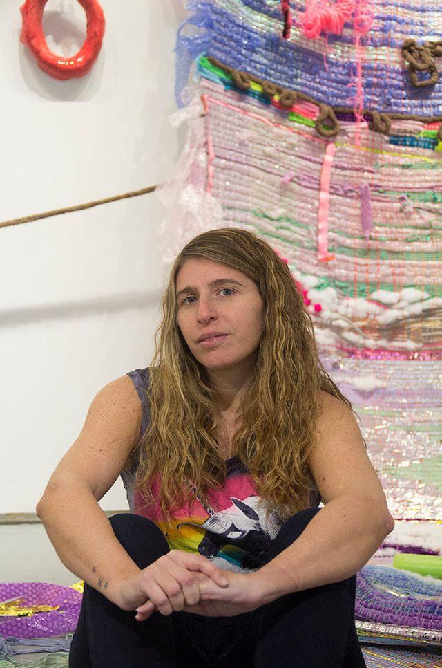 Artist Denise Treizman