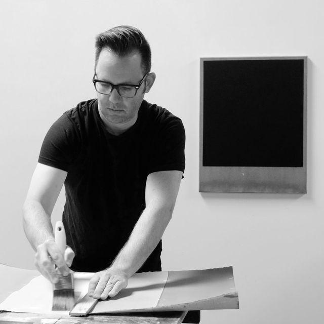 Artist Douglas Witmer