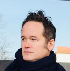 Artist Jonathan Allen