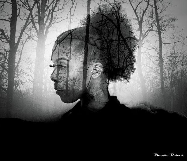 Artist Phoebe Burns