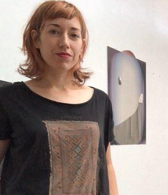 Artist MaryKate Maher