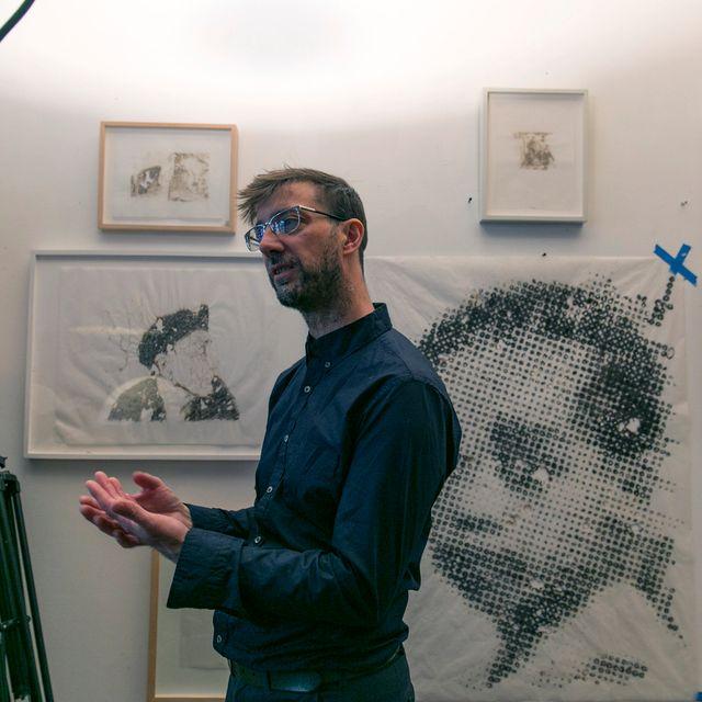 Artist Davide Cantoni
