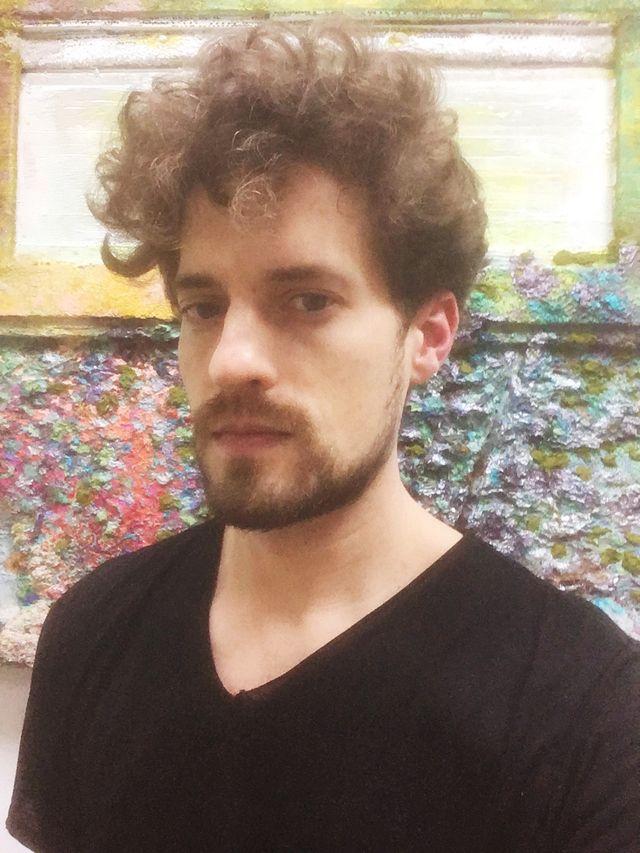 Artist Tim Campbell