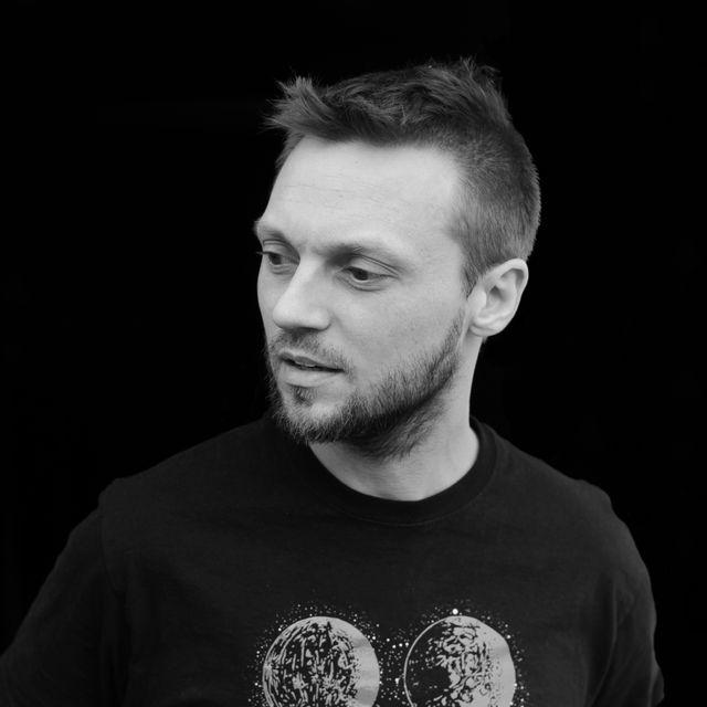Artist Erik Hougen