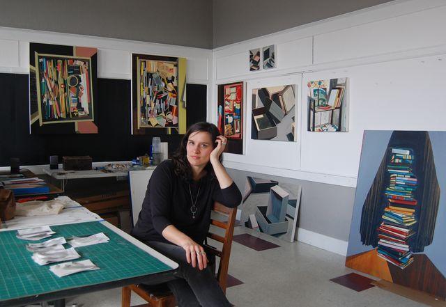 Artist Jordan Buschur