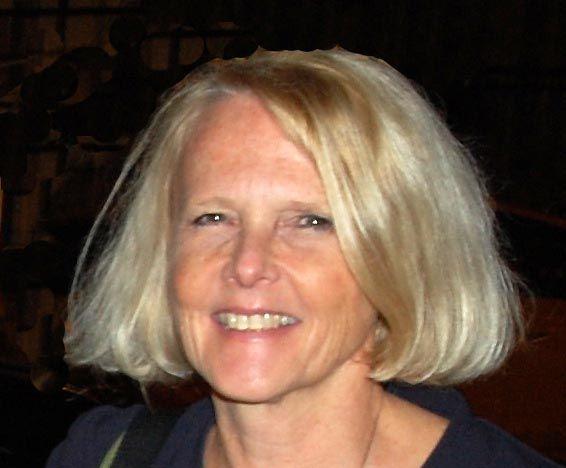 Artist Leslie Kerby