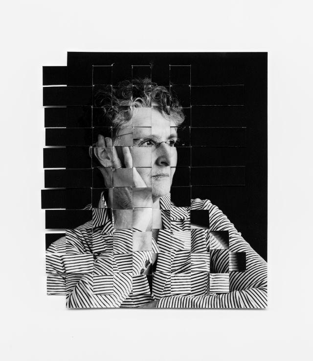 Artist Carole Kunstadt