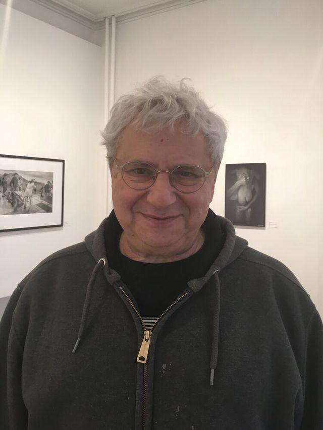 Artist Robert Zurer