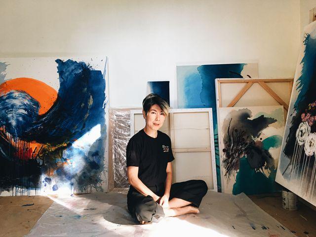 Artist Soyoung L. Kim