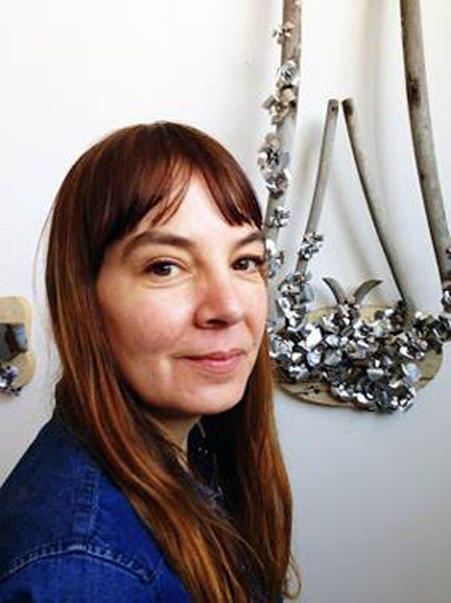 Artist Anne Spurgeon