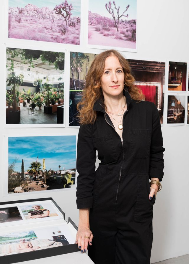 Artist Lauren Silberman