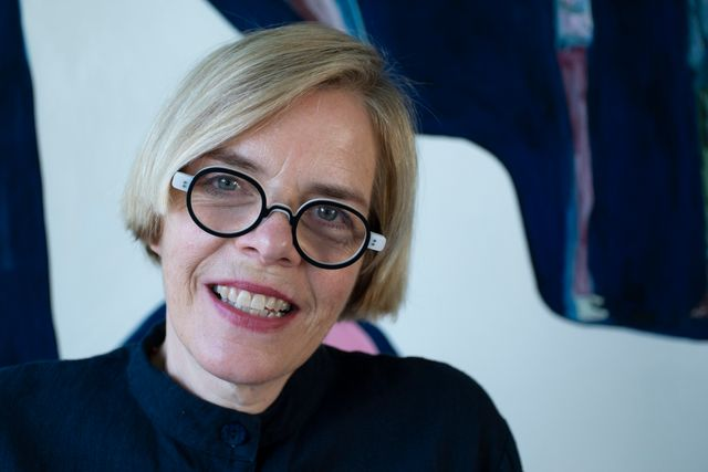 Artist Edie Beaucage