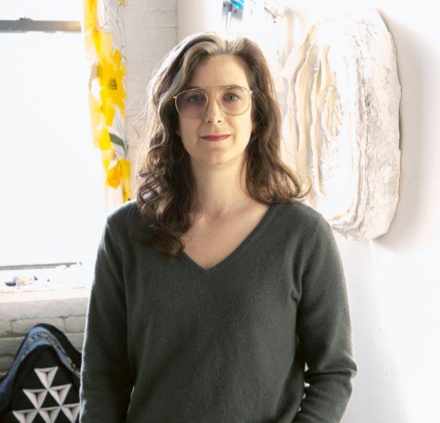Artist Alison Kudlow