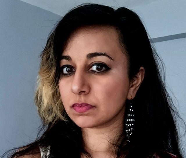 Artist Meena (Sadia Fakih)