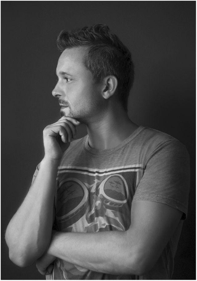 Artist Hrvoje Slovenc