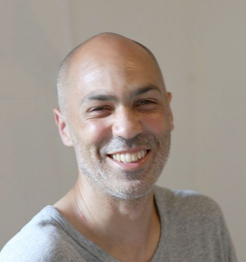 Artist Roberto Visani