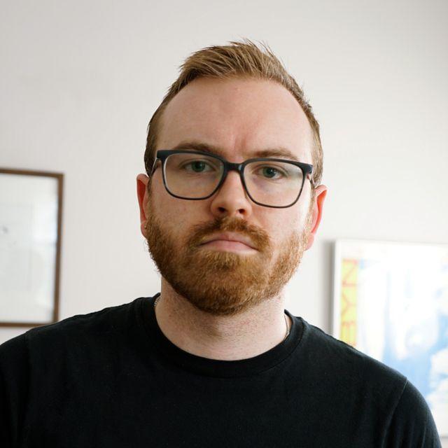 Artist Adam Cable