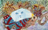 The Persian Cat. by Sima Amid Wewetzer
