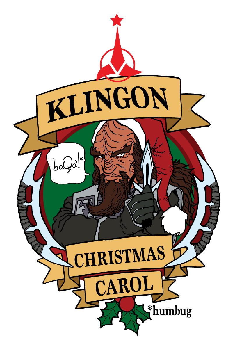 Get tickets to A Klingon Christmas Carol