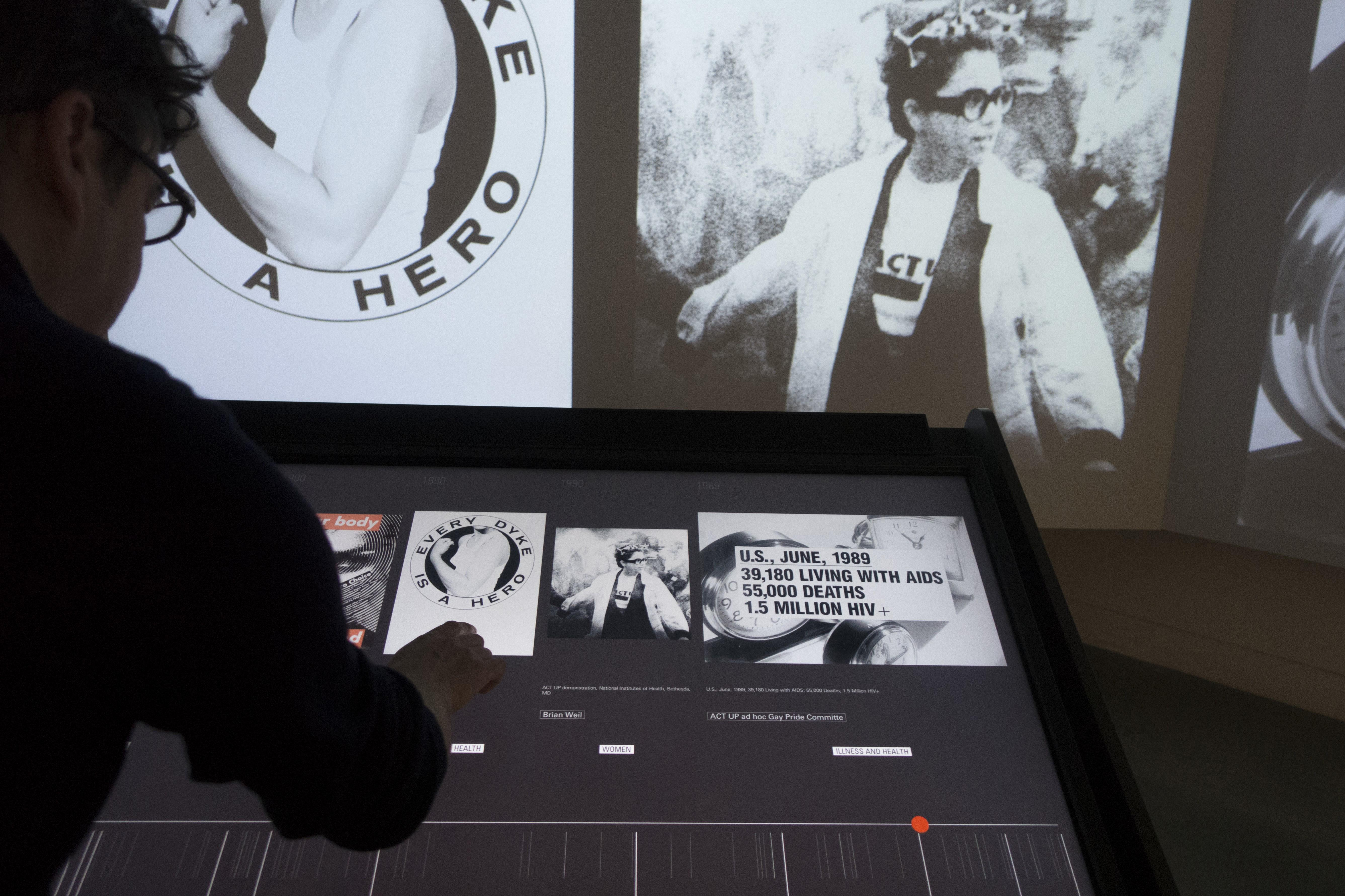 """""""New Directions in Interactive Media: Installation and Symposium""""  