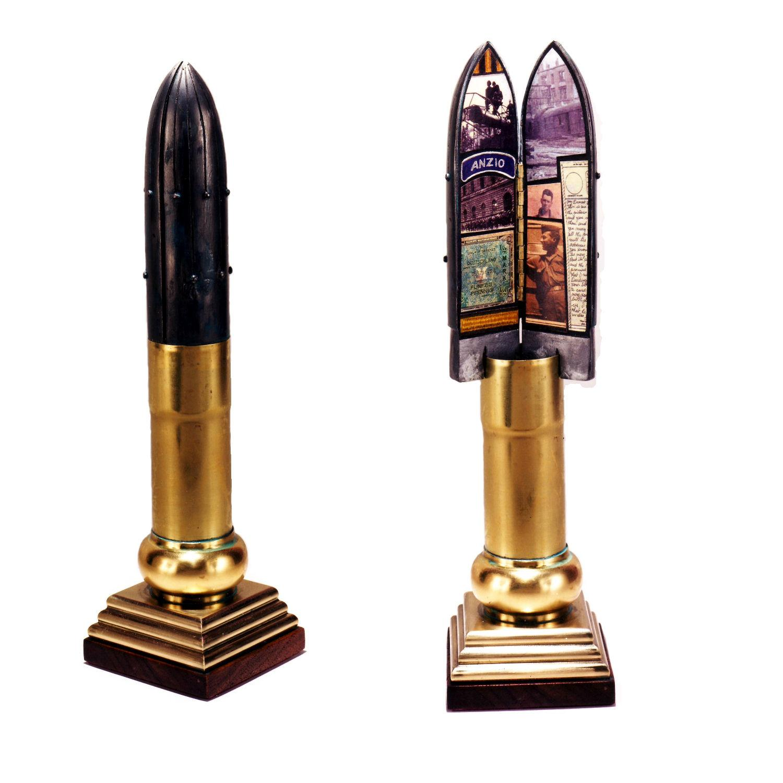 """Swords into Ploughshares: Sculpture by Jay Moss""  | Events Calendar"