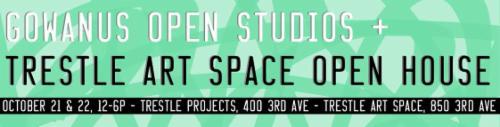 Trestle Art Space Open House  | Events Calendar