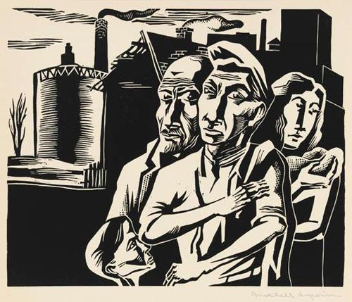 "The Left Front: Radical Art in the ""Red Decade,"" 1929–1940  