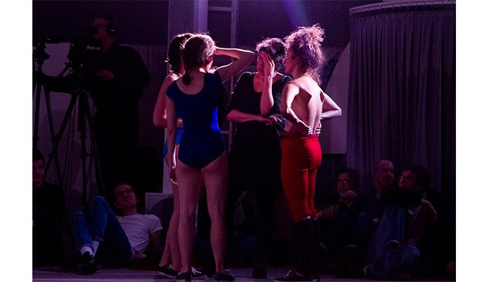 "Moriah Evans: ""Figuring"" SCULPTURECENTER PRESENTS NEW PERFORMANCE WORK BY CHOREOGRAPHER MORIAH EVANS IN CONJUNCTION WITH AMERICAN REALNESS FESTIVAL 