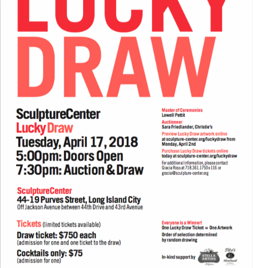 """LUCKY DRAW 2018""  