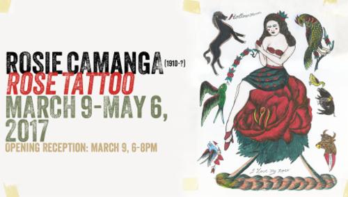 "Rosie Camanga (1910-?) ""ROSE TATTOO"" | Events Calendar"