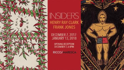 "Henry Ray Clark and Frank Jones ""INSIDERS"" 