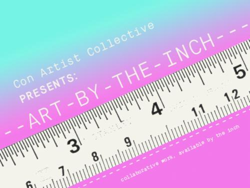 Art By the Inch  | Events Calendar
