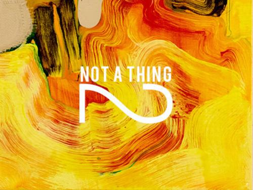 """Not A Thing 2"" Abstraction 