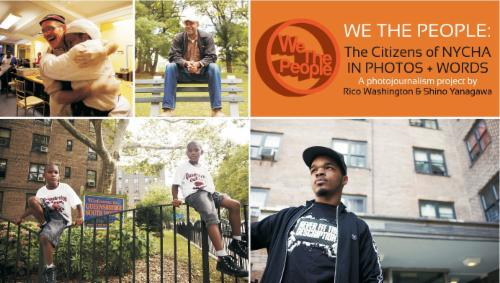 Image for We the People: The Citizens of NYCHA in Photos + Words