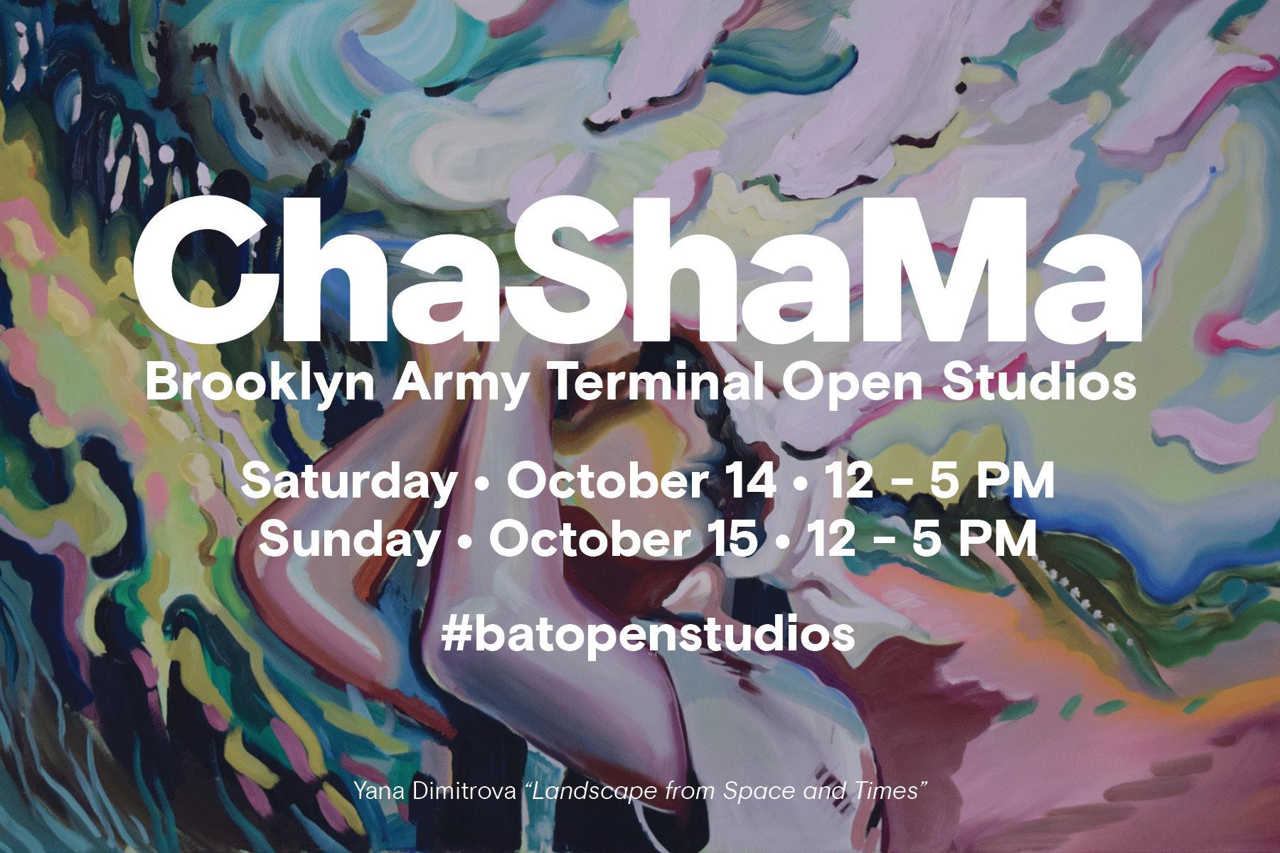 ChaShaMa 2017 Brooklyn Army Terminal Open Studios | Events Calendar