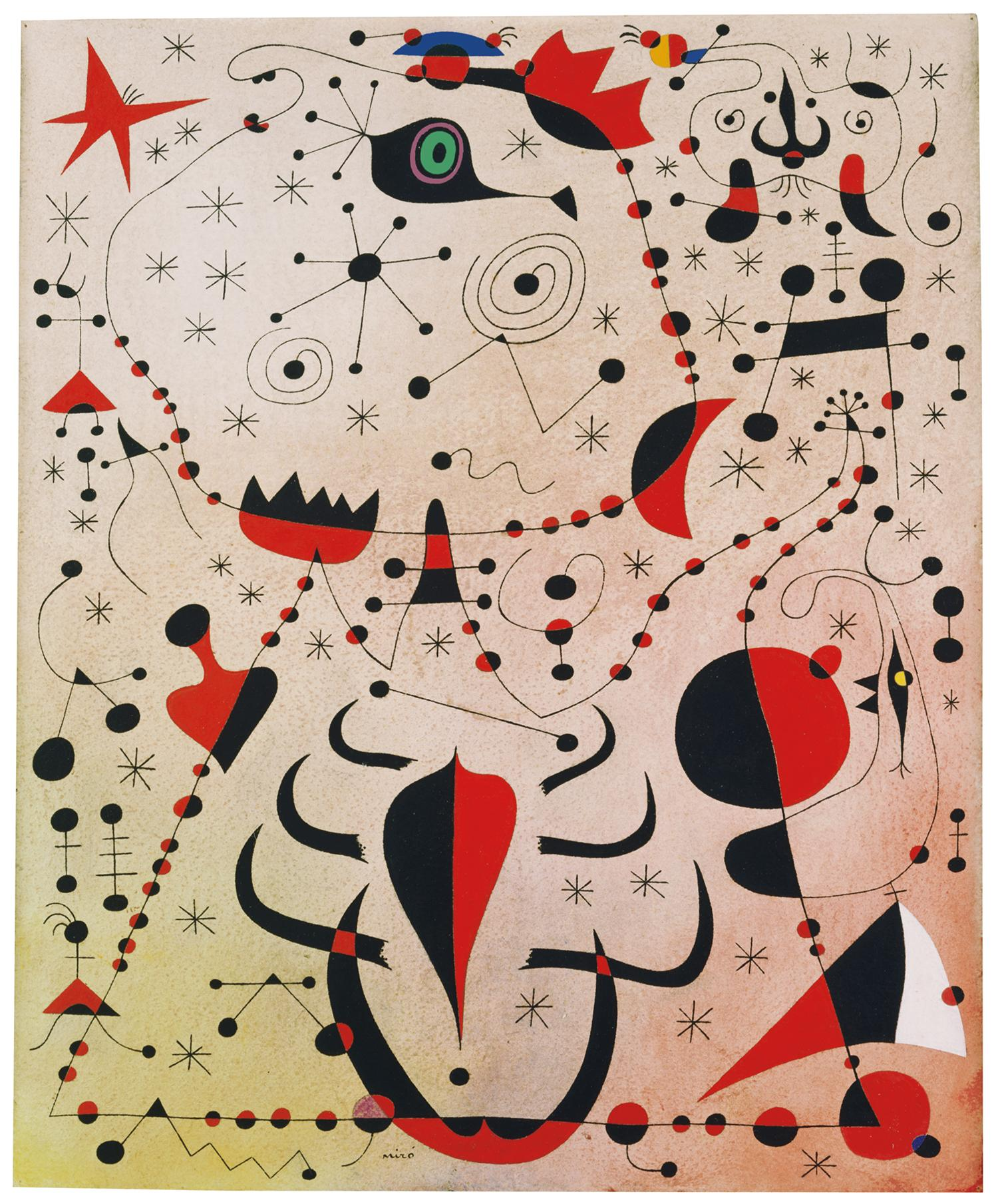 """Calder / Miró: Constellations""  