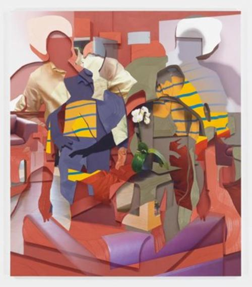 """Depicting the World """"Once Removed"""": A Talk by Artist Pieter Schoolwerth  