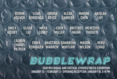 """BUBBLEWRAP""  