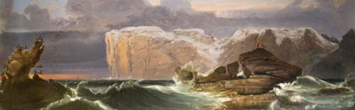 Peder Balke: Painter of Northern Light A Symposium Presented in Collaboration with The Metropolitan Museum of Art | Events Calendar
