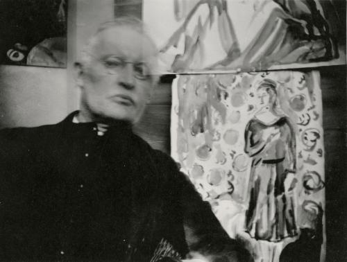 """The Experimental Self: Edvard Munch's Photography""  