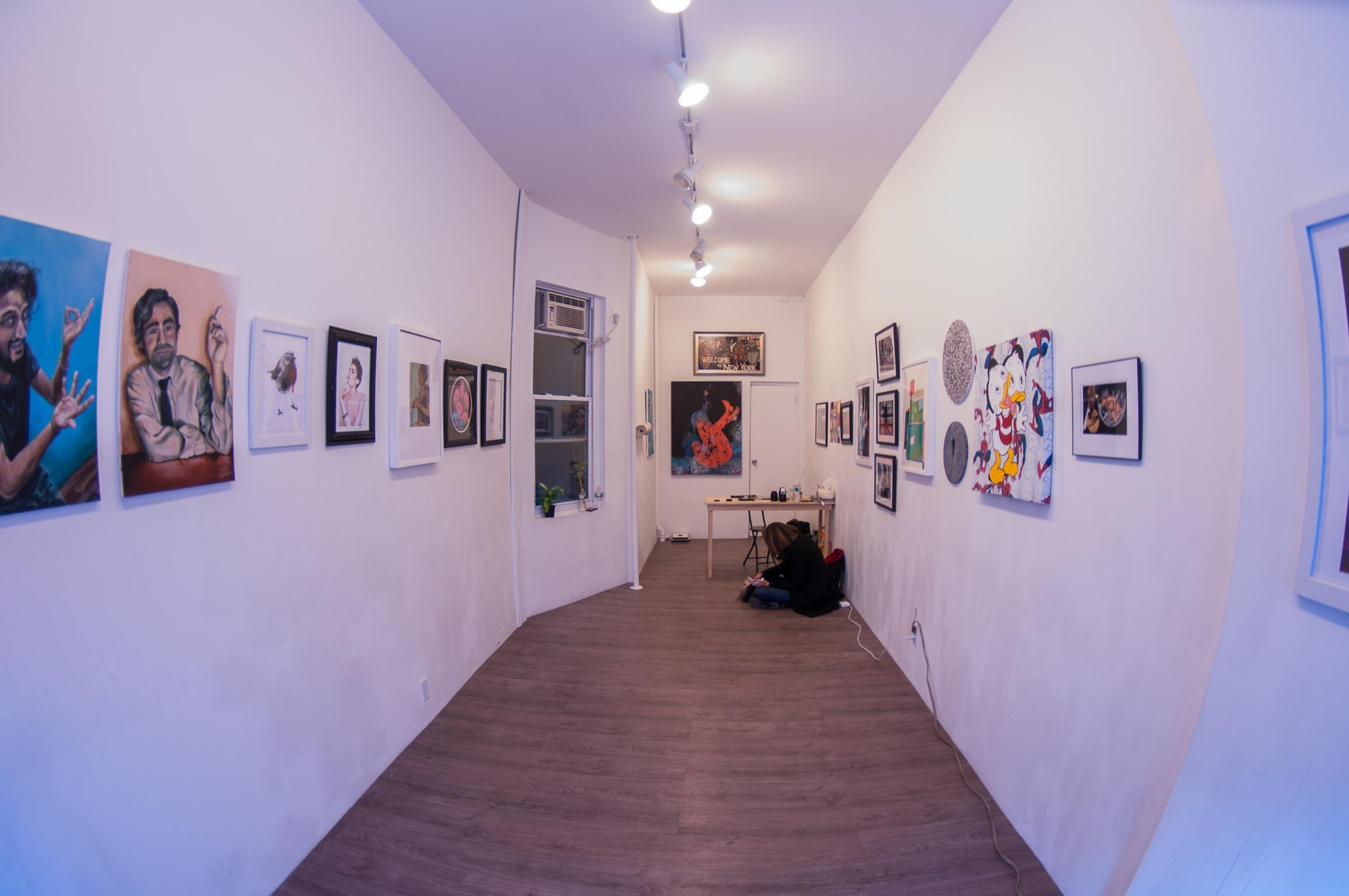 Venue profile for City Bird Gallery