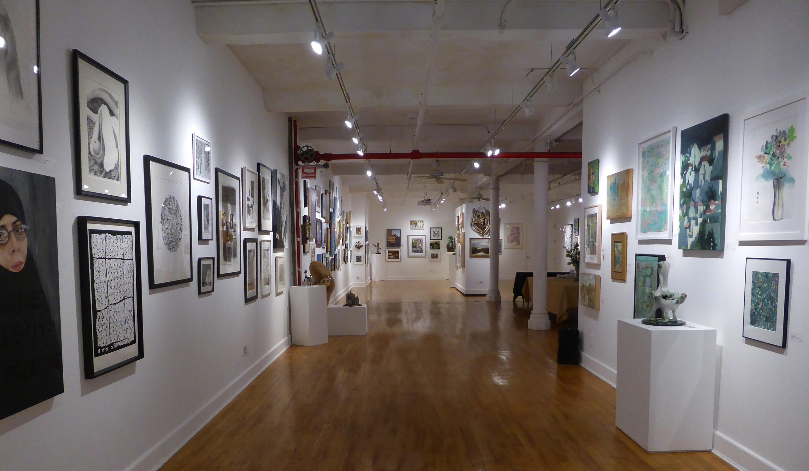 The National Association of Women Artists 128th Annual Members Exhibition | Events Calendar
