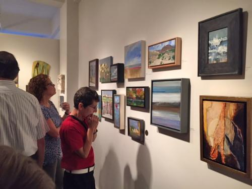 """2018 SUMMER SMALL WORKS EXHIBITION""  