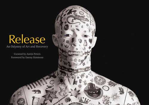 Release: An Odyssey of Art and Recovery A provocative book featuring over 90 artworks created by individuals living with substance use and mental health disorders. | Events Calendar