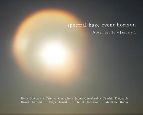 Spectral Haze Event Horizon