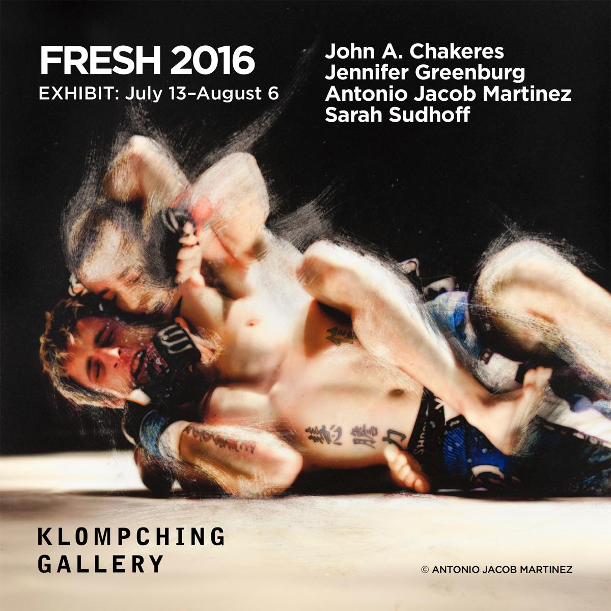 FRESH 2016 Summer Show  | Events Calendar