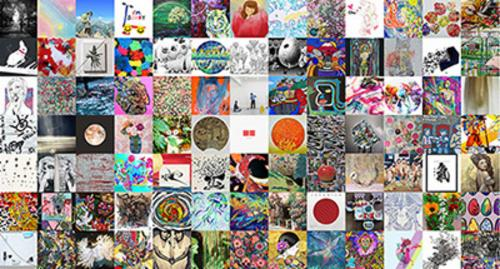LAST EXHIBITION of WE 2018 300 Artworks by100 Japanese artists!!   Events Calendar