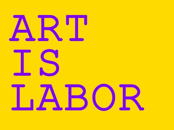 G.A.P. X MAMI Present: Art Is Labor  | Events Calendar